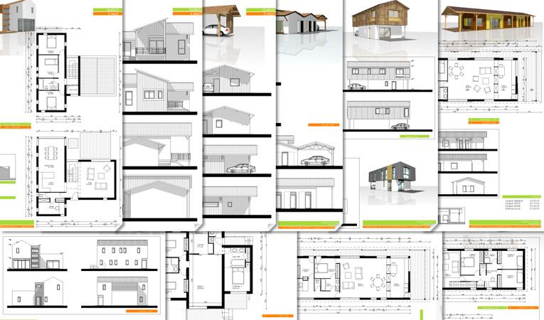 Gabriel guisen design graphisme en architecture for Conception plan 3d en ligne